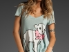 Wildfox Couture Maxi T-Shirt