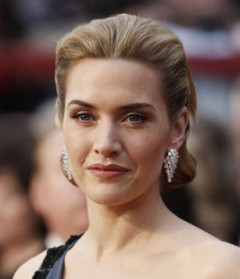 La bella Kate Winslet
