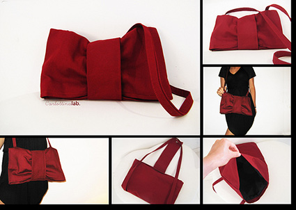 Borsa Bowbag by CarlottinaLab