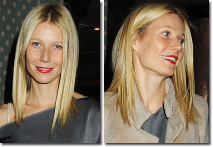 L'Attrice Gwyneth Paltrow