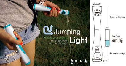 Jumping Light