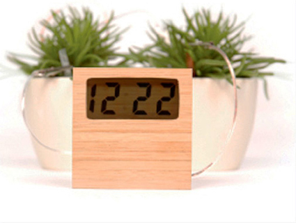 Soil Clock by Marieke Staps