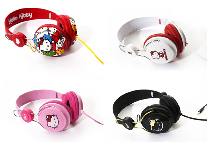 Cuffie Hello Kitty by Coloud