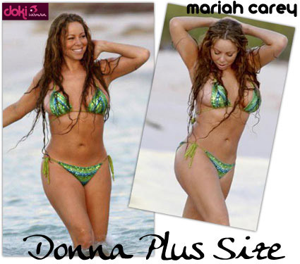 Mariah Carey Plus Size