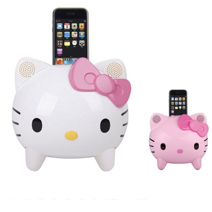 Speaker Hello Kitty Per iPod 001