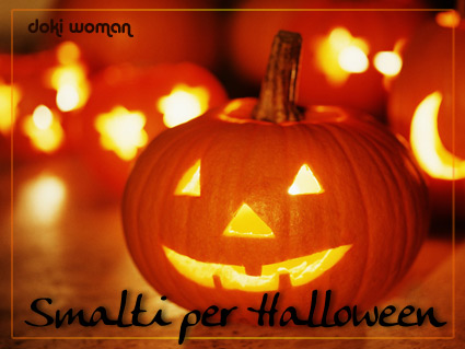 Smalti per Halloween