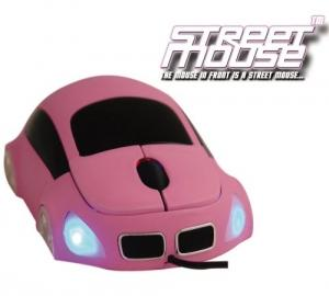 Street Mouse pink